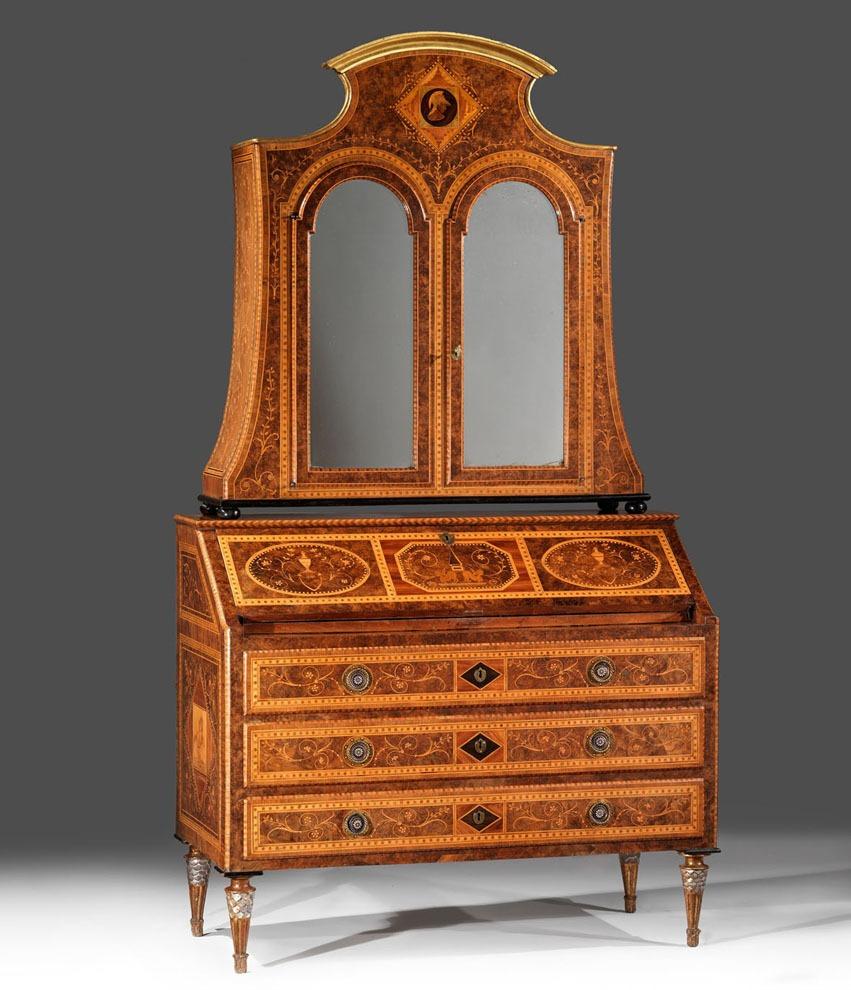 Epoche e quotazioni dei mobili epoche senza tempo epoche for Stili mobili antichi
