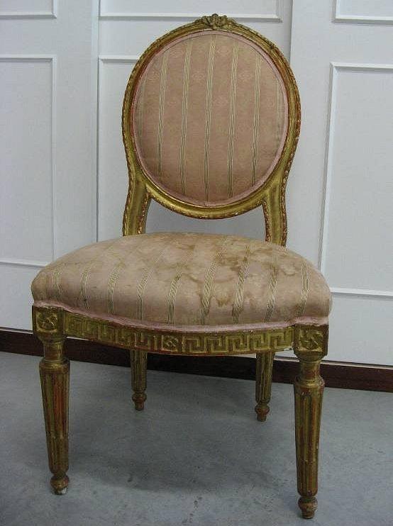 imbottire un sedile di un mobile: sedie, poltrone